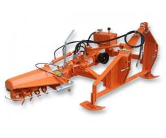 Выдвижные роторные культиваторы FS Rinieri (Италия)