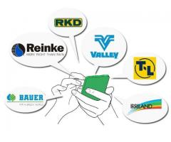 Система удаленного управления для любых брендов дождевальных машин