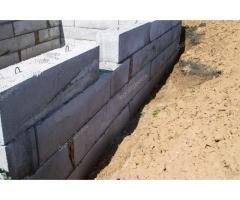 Фундаментные блоки,плиты