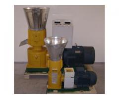 Скидки до 50% на оборудование GRAN для производства пеллет и дробилки