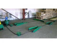 Установка навозоуборочная скреперная УНС-1 (170м/250м)